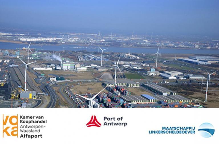 Haven Antwerpen betalingstermijn