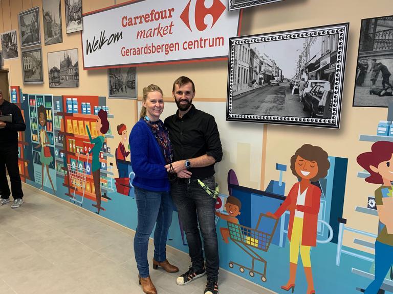 Carrefour geraardsbergen1 okt20
