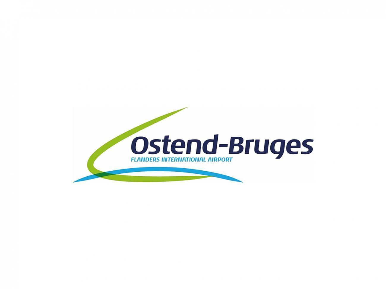 Luchthavenoostendebrugge logo