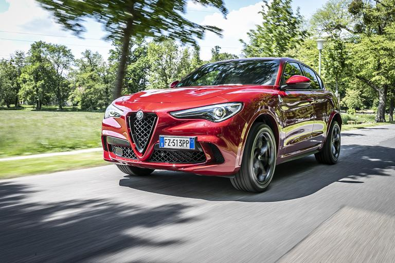 Alfa Romeo Stelvio Q 22okt