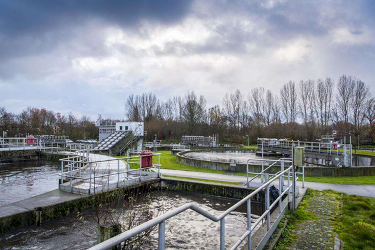 Bwatersmart1 Lier rioolwaterzuiveringsinstallatie